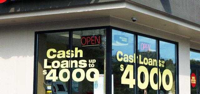 Instant online loans without paychecks or guarantees